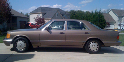 For sale 1988 mercedes benz 300se for 1988 mercedes benz 300se